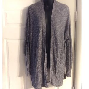 Old Navy Sweaters - Old Navy Black and White Cardigan